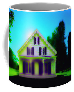 House On Main Street Coffee Mug