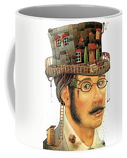 Portret Coffee Mugs