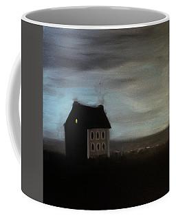 House On The Praerie Coffee Mug by Tone Aanderaa