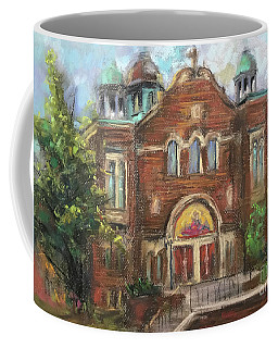 House On The Road Coffee Mug