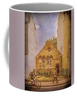 Oxford, England - House On Walton Street Coffee Mug