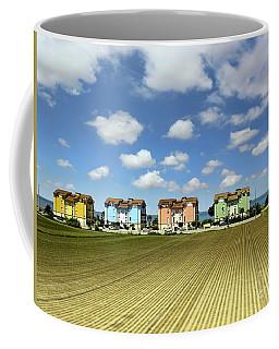 House To House To Urbino Coffee Mug by Jennie Breeze