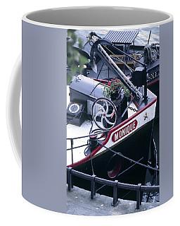 Houseboat In France Coffee Mug