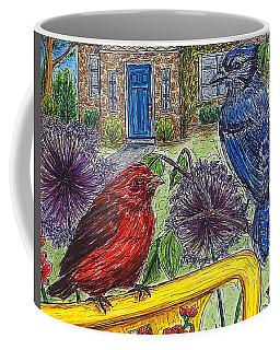 Househunting Coffee Mug