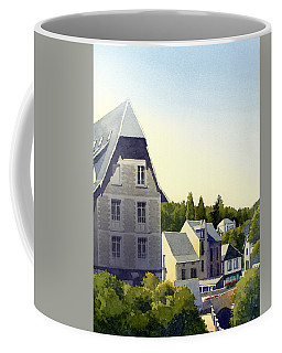 Houses At Murol Coffee Mug
