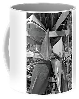 Housesitting 25 Coffee Mug by George Ramos