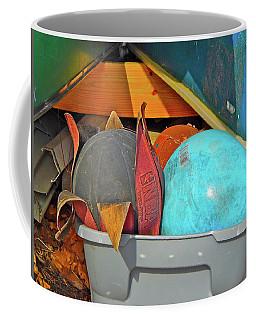 Housesitting 27 Coffee Mug by George Ramos