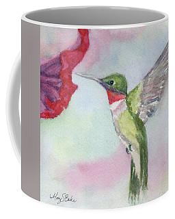 Hovering Ruby Coffee Mug
