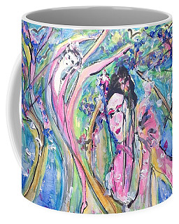 How Are You Petal  Coffee Mug