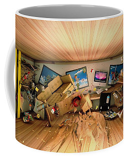 How Long Was I Gone Update Art Abstract Coffee Mug