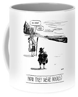 How They Were Named Coffee Mug
