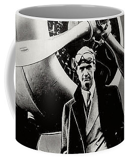 Howard Hughes - American Aviator  Coffee Mug