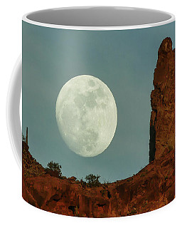 Howling At The Moon Coffee Mug