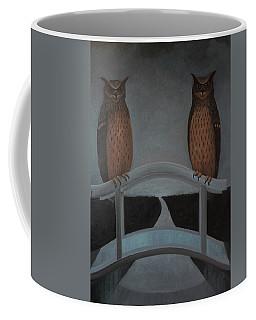 Hu-hu-bro Coffee Mug by Tone Aanderaa