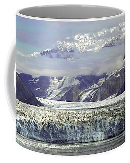 Hubbard Glacier Coffee Mug