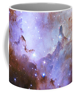 Coffee Mug featuring the photograph Hubble Space Telescope Celebrates 25 Years Of Unveiling The Universe by Nasa