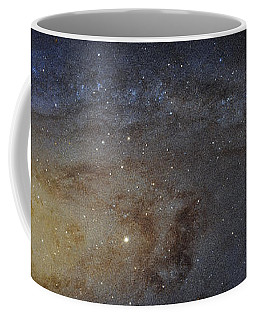 Coffee Mug featuring the photograph Hubble's High-definition Panoramic View Of The Andromeda Galaxy by Adam Romanowicz