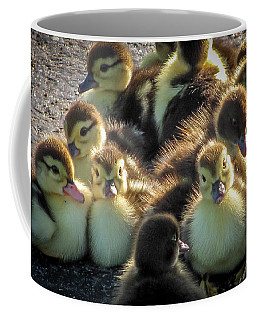 Huddled Together				 Coffee Mug