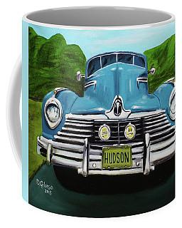 Hudson Blue Coffee Mug