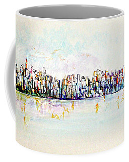 Hudson River View Coffee Mug