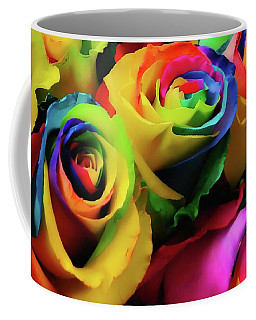 Hue Heaven Coffee Mug by JAMART Photography