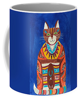 Huey Cat Coffee Mug