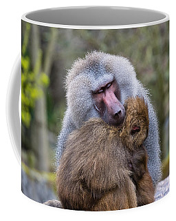 Coffee Mug featuring the photograph Hug Me by Scott Carruthers