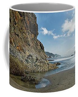 Hug Point Beach Coffee Mug