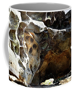 Huge Rock Of North Head Coffee Mug
