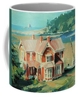 Hughes House Coffee Mug