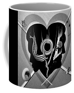 Hugs And Kisses Coffee Mug