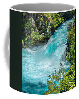 Huka Falls Coffee Mug by Racheal Christian