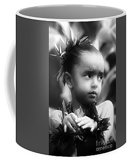 Hula Angel Coffee Mug