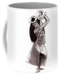 Hula Dancer Alika Coffee Mug