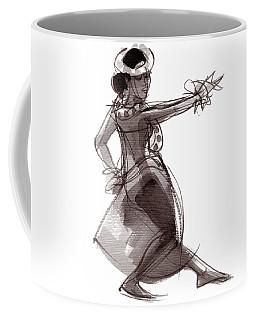 Hula Dancer Keala Coffee Mug