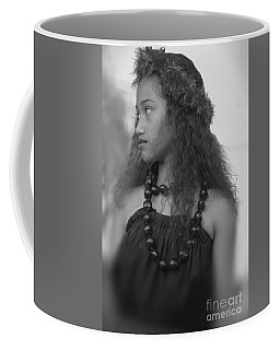 Hula Girl Coffee Mug