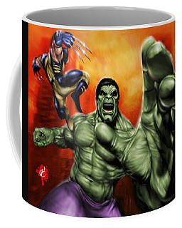 Hulk Coffee Mug