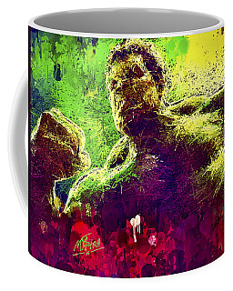 Hulk Smash Coffee Mug