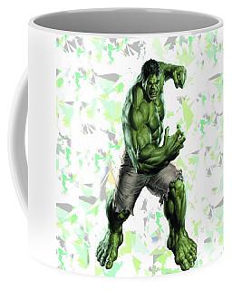 Hulk Splash Super Hero Series Coffee Mug