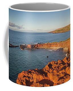 Hulopoe Beach Sunrise Coffee Mug