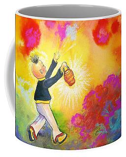 Hum Spreading Chi Coffee Mug