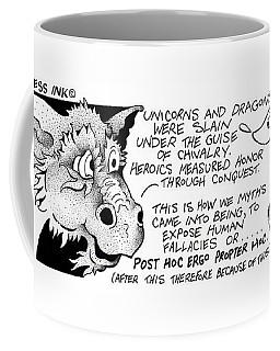 Human Fallacies Fpi Cartoon Coffee Mug