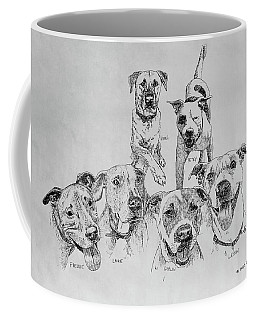 Humane Society Gang Coffee Mug