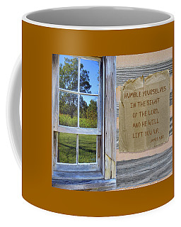 Humble Coffee Mug by Larry Bishop