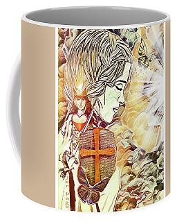 Humble Warrior Coffee Mug