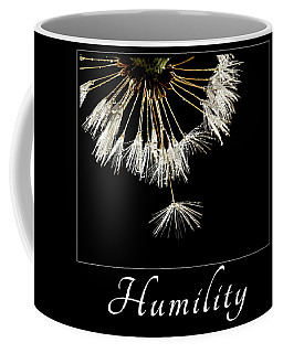 Coffee Mug featuring the photograph Humility by Mary Jo Allen