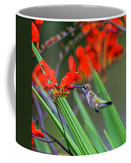 Hummer Lunch Coffee Mug