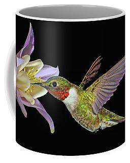 Hummingbird Art Coffee Mug