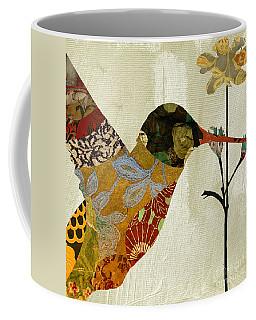 Hummingbird Brocade IIi Coffee Mug