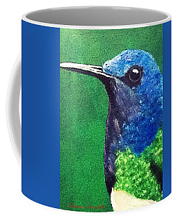 Hummingbird Coffee Mug by Catherine Swerediuk